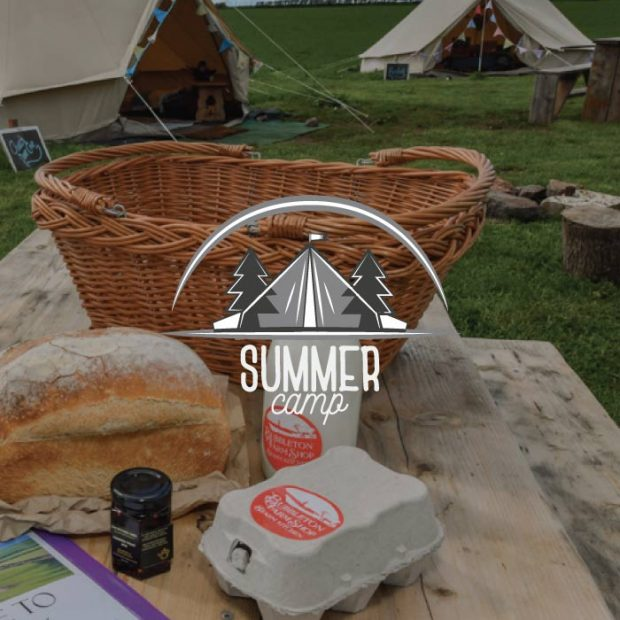 Pembrokeshire Glamping At Bubbleton Farm