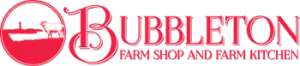 Bubbleton Farm Shop Footer Logo